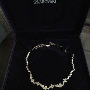 New Swarovski fidelity necklace in box